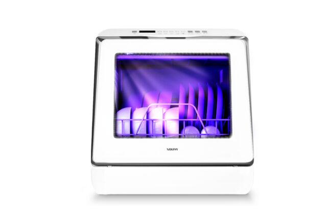 食器洗い乾燥機(UV機能付)の画像